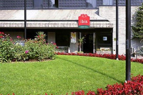 Hotel Ibis Milano Ca' Granda - фото 21