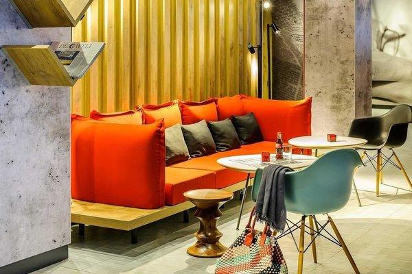Hotel Ibis Milano Ca' Granda - фото 6