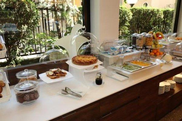 Hotel Domenichino - фото 11