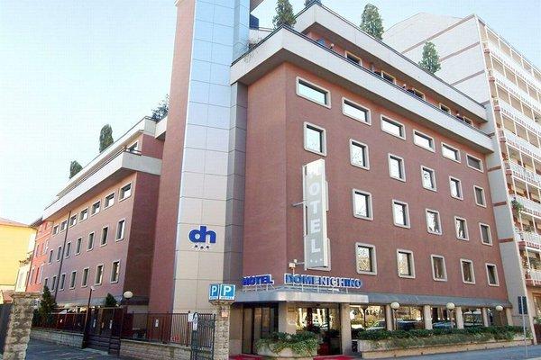 Hotel Domenichino - фото 23