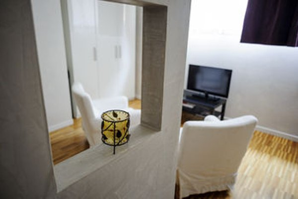 Isola Apartments - фото 12