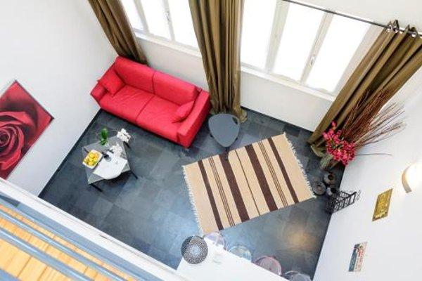 Isola Apartments - фото 5