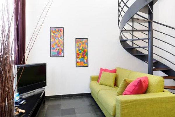 Isola Apartments - фото 8