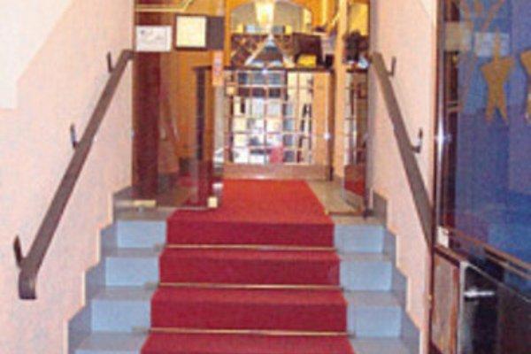Hotel Nizza - фото 12