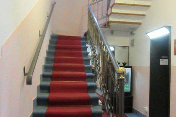 Hotel Nizza - фото 13