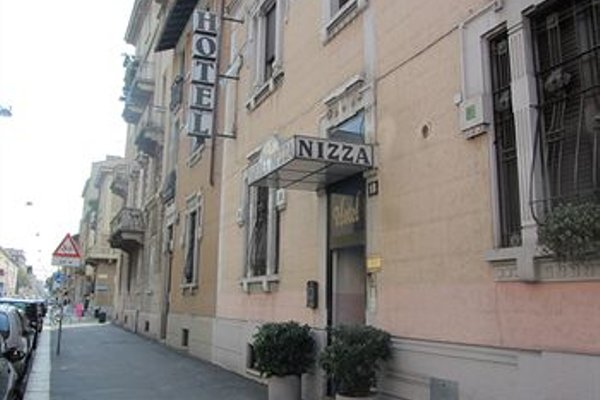 Hotel Nizza - фото 23