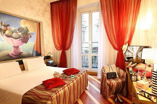 Отель Sanpi Milano - фото 32