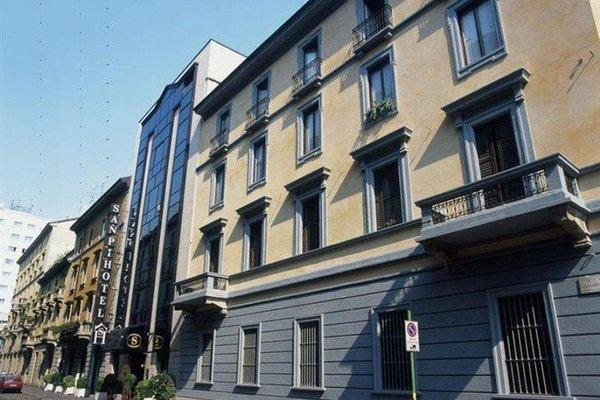 Отель Sanpi Milano - фото 22