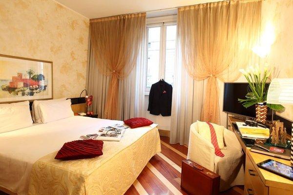Отель Sanpi Milano - фото 3
