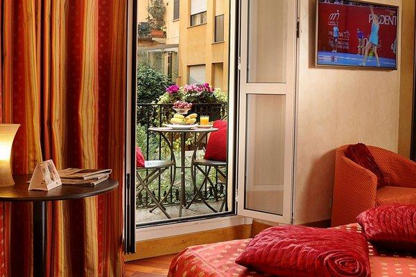 Отель Sanpi Milano - фото 4
