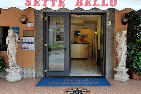 Hotel Settebello - 16