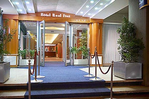 Hotel Real Fini Via Emilia - фото 16