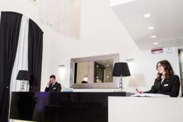 Best Western Premier Milano Palace Hotel - фото 17