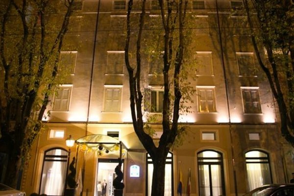 Best Western Premier Milano Palace Hotel - фото 23