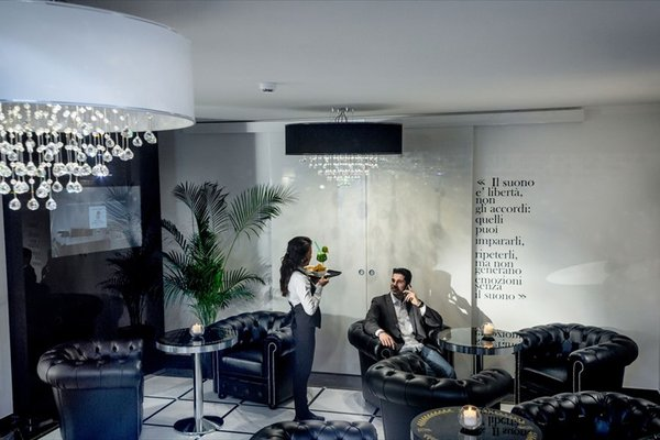 Best Western Premier Milano Palace Hotel - фото 8