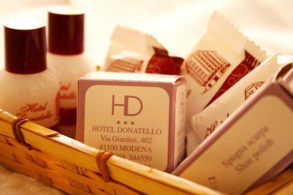 Hotel Donatello - фото 16