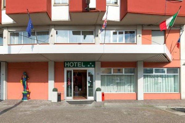 Hotel Donatello - фото 21