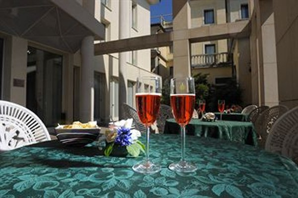 Duca D'Aosta Hotel - фото 21