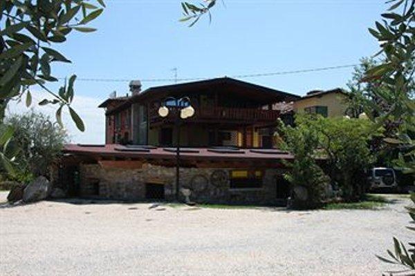 Hotel La Pergola - фото 17