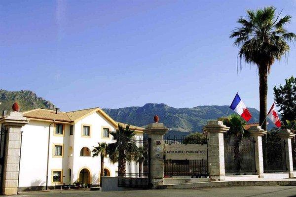 Genoardo Park Hotel - фото 16