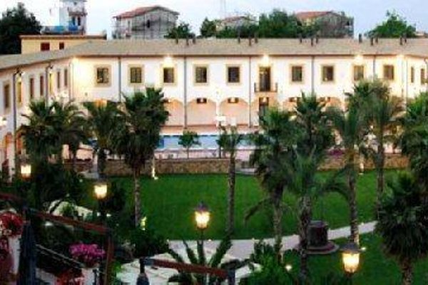 Genoardo Park Hotel - фото 22