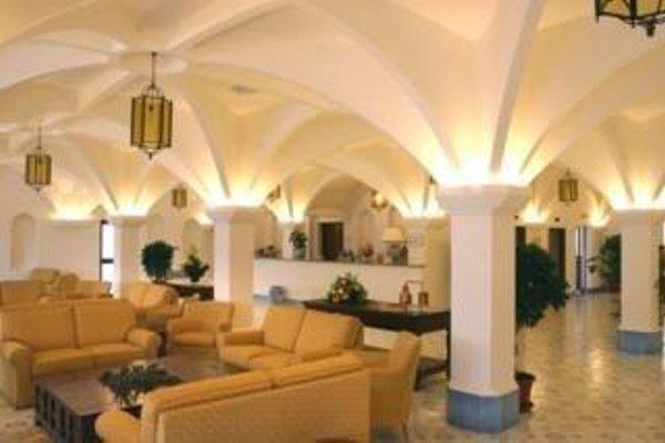 Genoardo Park Hotel - фото 7