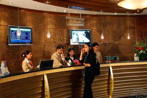 Flora Grand Hotel - фото 16