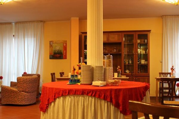 Hotel Baccio Da Montelupo - фото 14