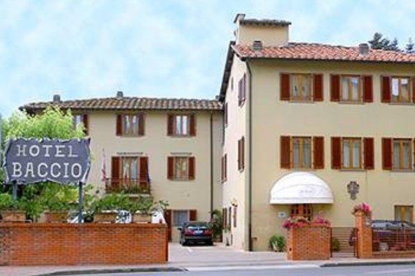 Hotel Baccio Da Montelupo - фото 23