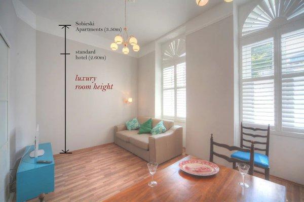 Graf Sobieski Apartments - фото 7