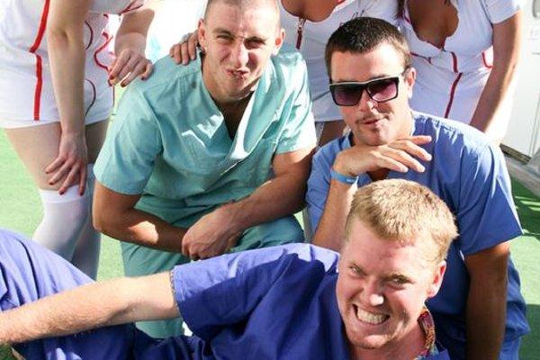 Hangover Hospital Oktoberfest - фото 15
