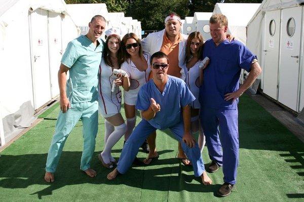Hangover Hospital Oktoberfest - фото 19