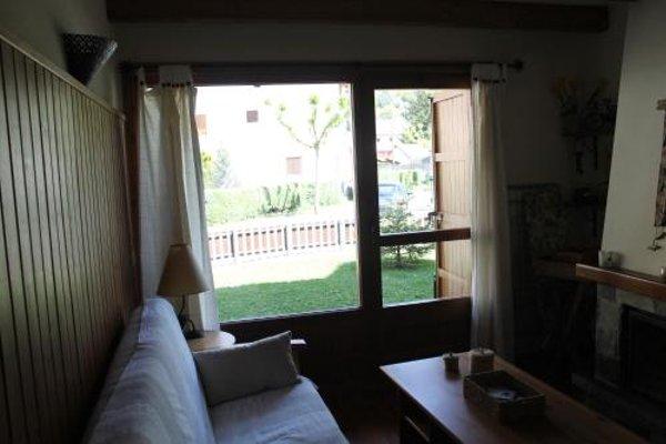 Apartamentos Baqueira & Aiguestortes con jardin privado - 15