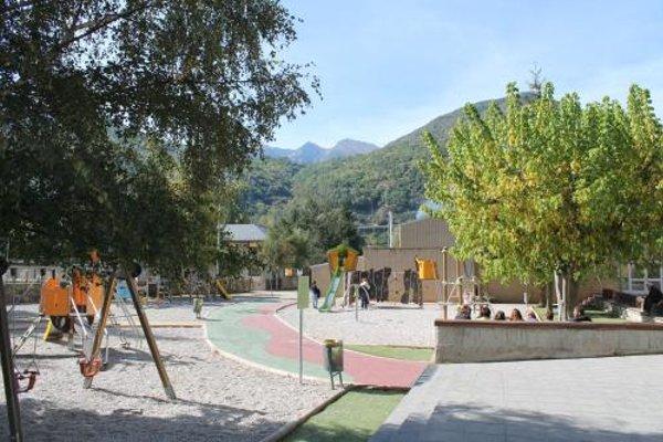 Apartamentos Baqueira & Aiguestortes con jardin privado - 18