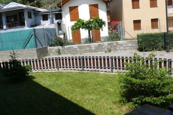 Apartamentos Baqueira & Aiguestortes con jardin privado - 19