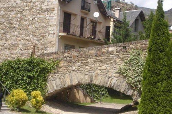 Apartamentos Baqueira & Aiguestortes con jardin privado - 23