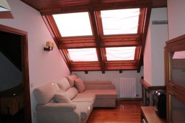 Apartamentos Baqueira & Aiguestortes con jardin privado - 4