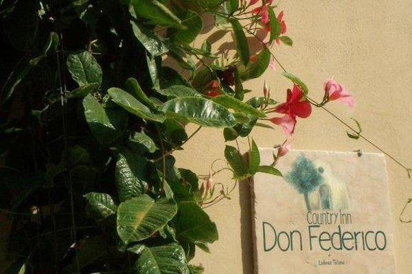 Don Federico Country Inn - фото 19