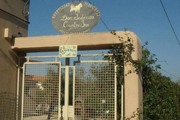 Don Federico Country Inn - фото 22