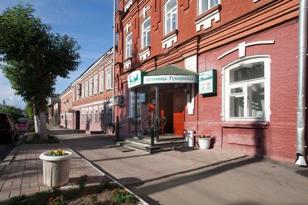 Гостиница Губернская - фото 22