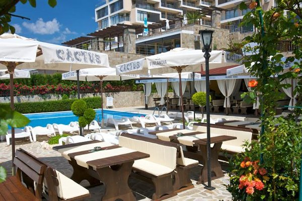 Mars Apartments in Tryavna Beach Complex - фото 22