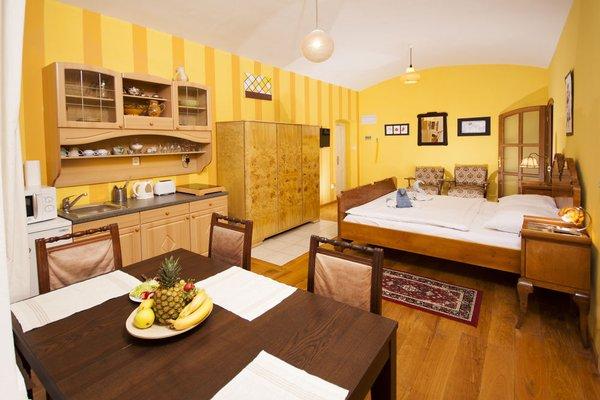 Prague Siesta Apartments - фото 19