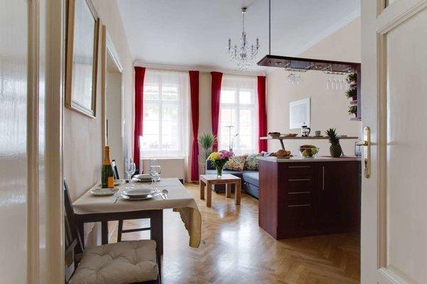 Prague Siesta Apartments - фото 7