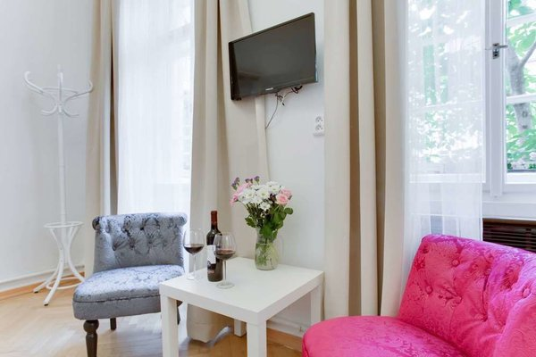 Prague Siesta Apartments - фото 8
