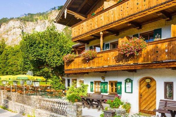 Alpengasthof Madlbauer - фото 23