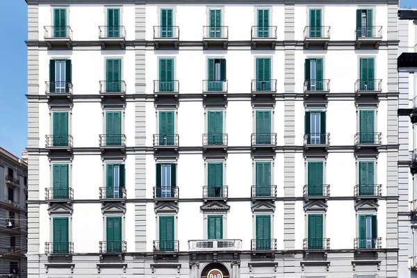 B&B Hotel Napoli - фото 22