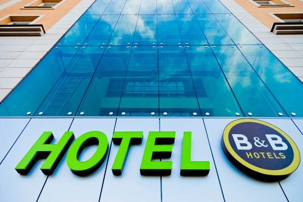 B&B Hotel Wroclaw Centrum - фото 13