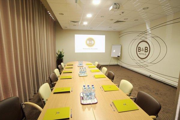 B&B Hotel Wroclaw Centrum - фото 18