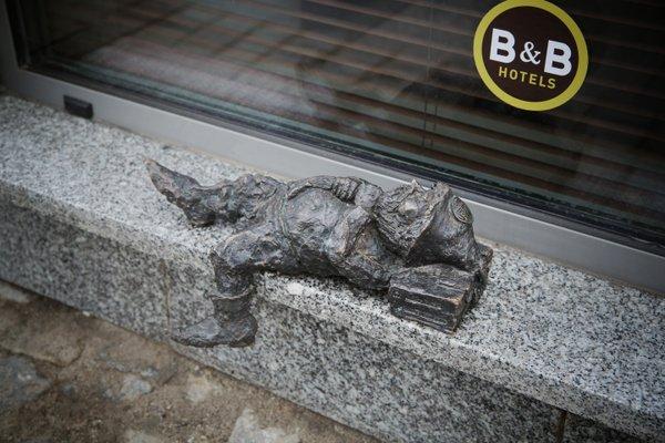 B&B Hotel Wroclaw Centrum - фото 21