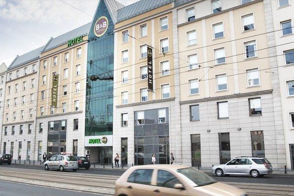B&B Hotel Wroclaw Centrum - фото 23